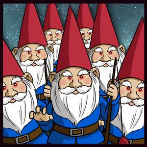 Cyborg Gnomes