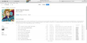 Space Saga on iTunes